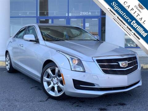 2016 Cadillac ATS for sale at Southern Auto Solutions - Capital Cadillac in Marietta GA