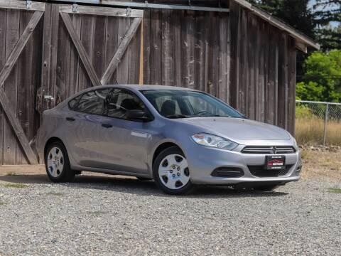 2016 Dodge Dart for sale at LKL Motors in Puyallup WA