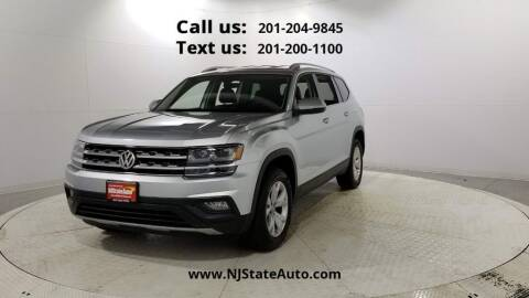 2019 Volkswagen Atlas for sale at NJ State Auto Used Cars in Jersey City NJ