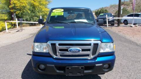 2009 Ford Ranger for sale at Ideal Cars East Mesa in Mesa AZ