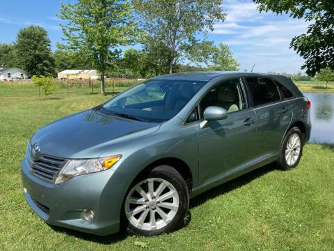 2010 Toyota Venza for sale at K2 Autos in Holland MI