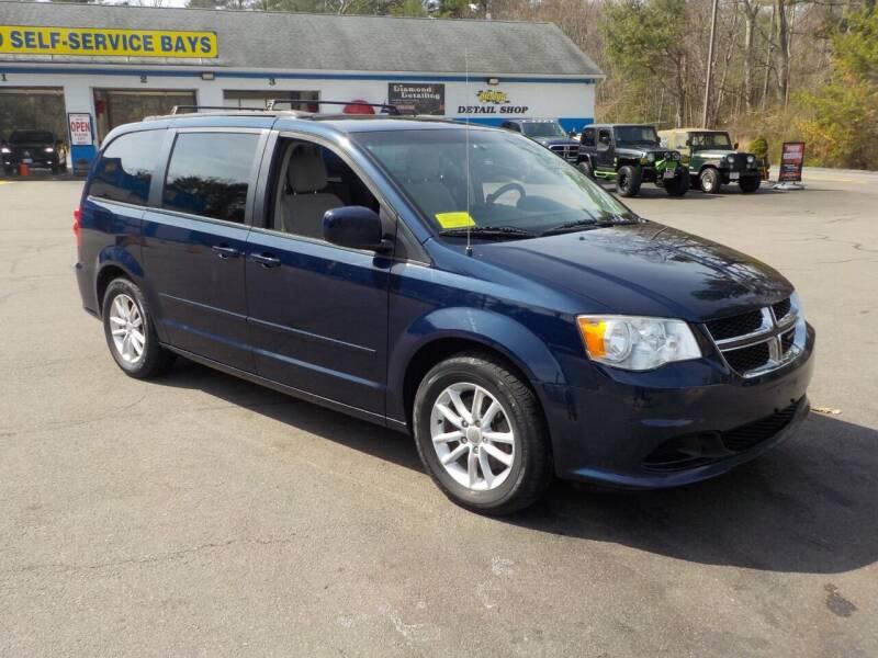 2014 Dodge Grand Caravan for sale at RTE 123 Village Auto Sales Inc. in Attleboro MA