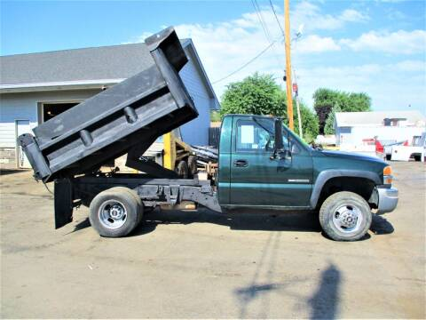 2005 GMC Sierra 3500 for sale at Steffes Motors in Council Bluffs IA