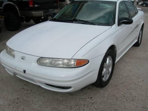 2004 Oldsmobile Alero for sale at Springs Auto Sales in Colorado Springs CO