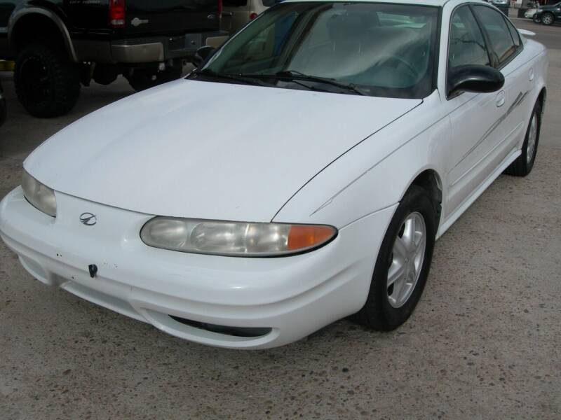 2004 Oldsmobile Alero for sale at Springs Auto Sales in Colorado Springs CO