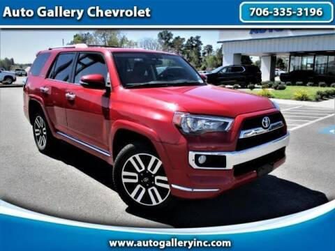 2016 Toyota 4Runner for sale at Auto Gallery Chevrolet in Commerce GA
