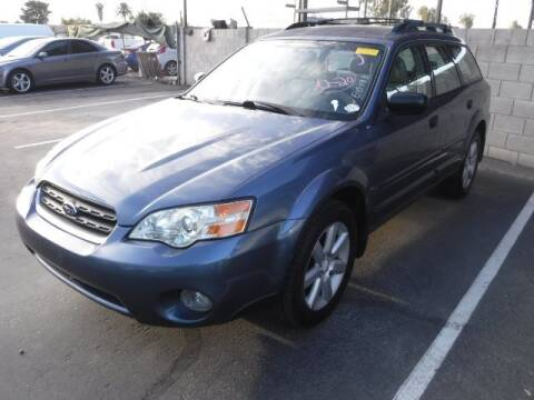 2006 Subaru Outback for sale at Brown & Brown Wholesale in Mesa AZ