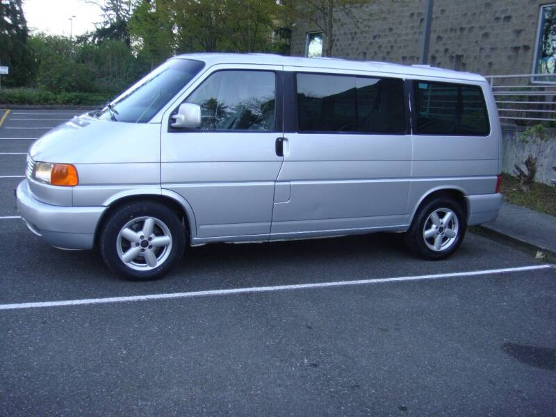 2003 Volkswagen EuroVan for sale at Western Auto Brokers in Lynnwood WA