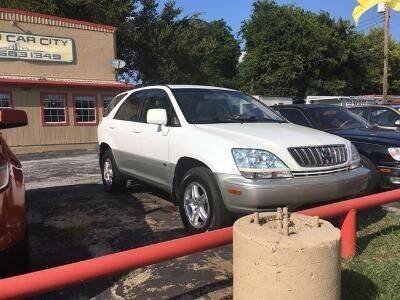 2001 Lexus RX 300 for sale at Used Car City in Tulsa OK