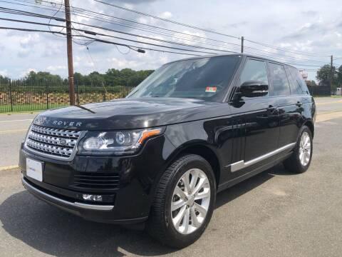 2014 Land Rover Range Rover for sale at Vantage Auto Wholesale in Lodi NJ