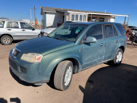 2006 Saturn Vue for sale at PYRAMID MOTORS - Fountain Lot in Fountain CO