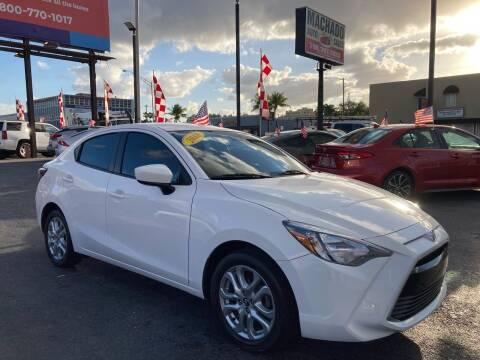 2018 Toyota Yaris iA for sale at MACHADO AUTO SALES in Miami FL