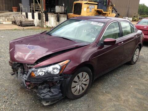 2008 Honda Accord for sale at ASAP Car Parts in Charlotte NC