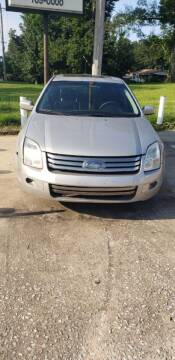2008 Ford Fusion for sale at Best 4 Less Auto Center in Opelika AL