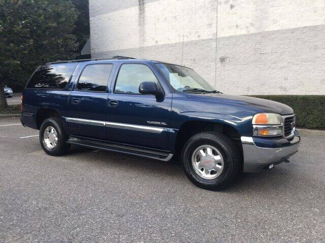 2002 GMC Yukon XL for sale at Select Auto in Smithtown NY