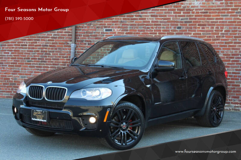 2012 BMW X5 for sale at Four Seasons Motor Group in Swampscott MA