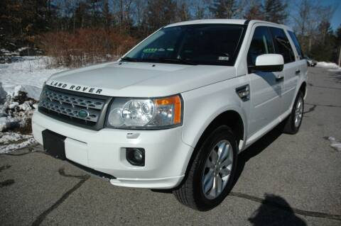 2011 Land Rover LR2 for sale at Bruce H Richardson Auto Sales in Windham NH