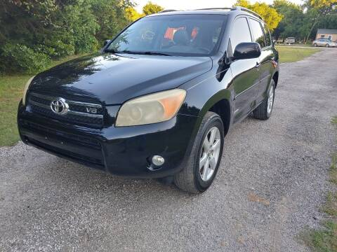 2008 Toyota RAV4 for sale at The Car Shed in Burleson TX