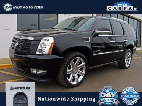 2011 Cadillac Escalade for sale at INDY AUTO MAN in Indianapolis IN