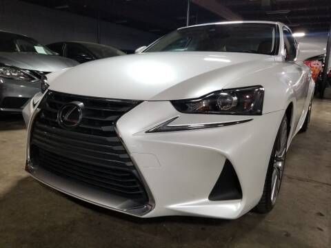 2017 Lexus IS 200t for sale at 916 Auto Mart ONLY $399 DOWN!!!* in Sacramento CA