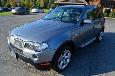 2007 BMW X3 for sale at Best Choice USA in Swansea MA