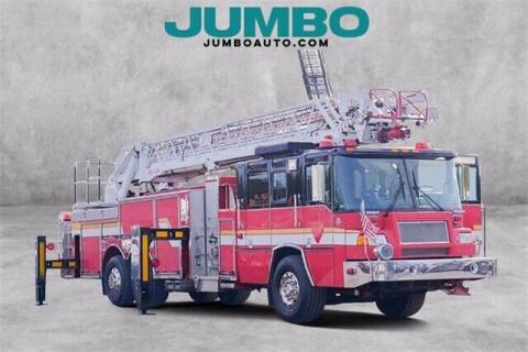 2000 Pierce Fire Truck for sale at JumboAutoGroup.com in Hollywood FL