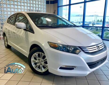 2010 Honda Insight for sale at iAuto in Cincinnati OH