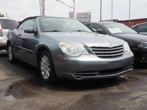 2010 Chrysler Sebring for sale at Sunrise Used Cars INC in Lindenhurst NY