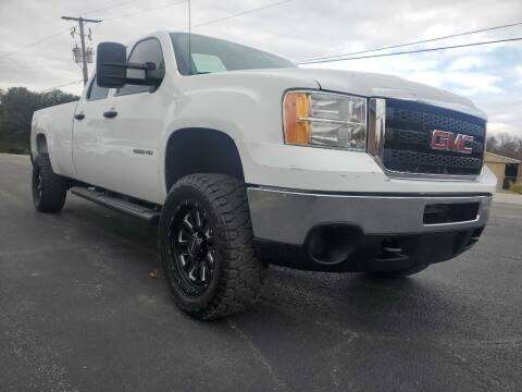 2011 GMC Sierra 2500HD for sale at Thornhill Motor Company in Lake Worth TX