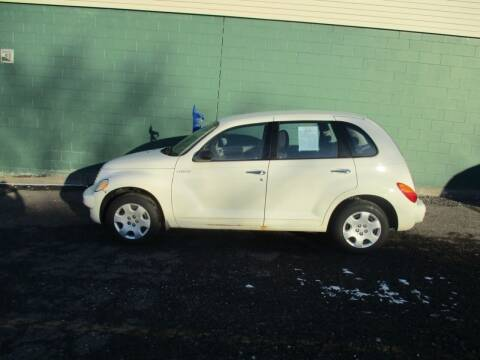2005 Chrysler PT Cruiser for sale at Sally & Assoc. Auto Sales Inc. in Alliance OH