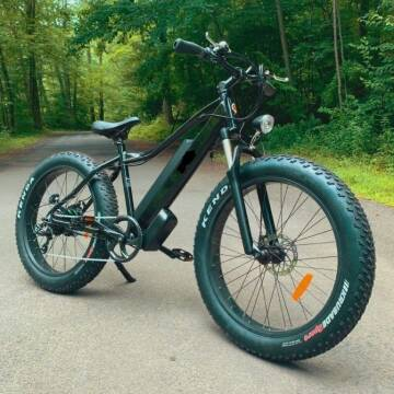 2021 Berkshire E-Cycle Fat Tire Mountain Bike for sale at Berkshire Auto & Cycle Sales in Sandy Hook CT