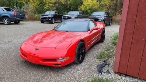 1999 Chevrolet Corvette for sale at Clare Auto Sales, Inc. in Clare MI