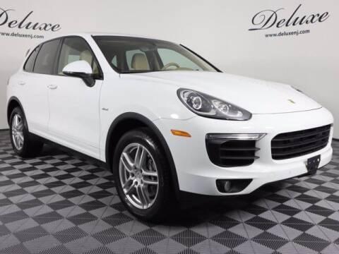 2016 Porsche Cayenne for sale at DeluxeNJ.com in Linden NJ