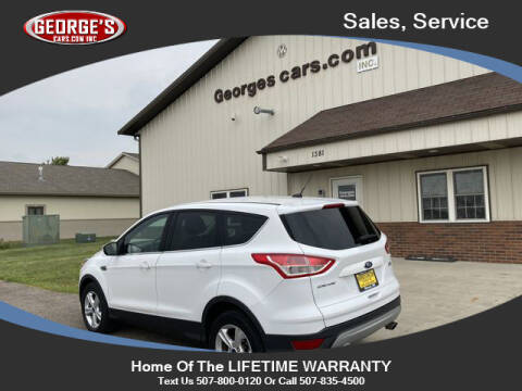 2014 Ford Escape for sale at GEORGE'S CARS.COM INC in Waseca MN