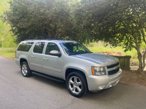 2012 Chevrolet Suburban for sale at Bull City Auto Sales and Finance in Durham NC
