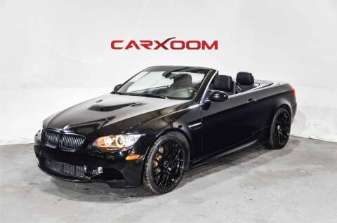 2012 BMW M3 for sale at CarXoom in Marietta GA