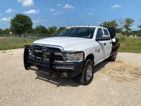 2013 RAM Ram Pickup 2500 for sale at LA PULGA DE AUTOS in Dallas TX