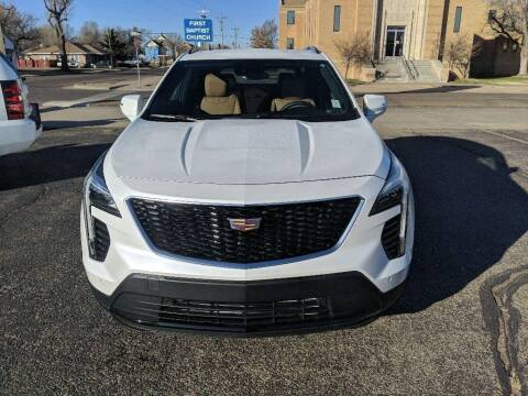 2021 Cadillac XT4 for sale at Lewis Chevrolet Buick Cadillac of Liberal in Liberal KS