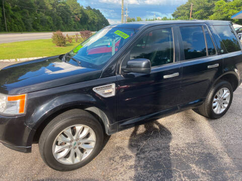2011 Land Rover LR2 for sale at TOP OF THE LINE AUTO SALES in Fayetteville NC