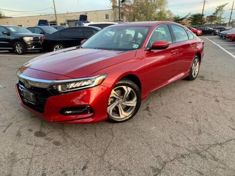 2018 Honda Accord for sale at EUROPEAN AUTO EXPO in Lodi NJ