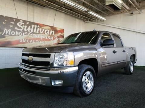 2012 Chevrolet Silverado 1500 for sale at SULLIVAN MOTOR COMPANY INC. in Mesa AZ