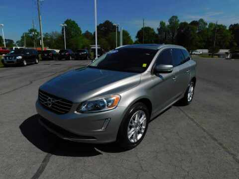 2016 Volvo XC60 for sale at Paniagua Auto Mall in Dalton GA