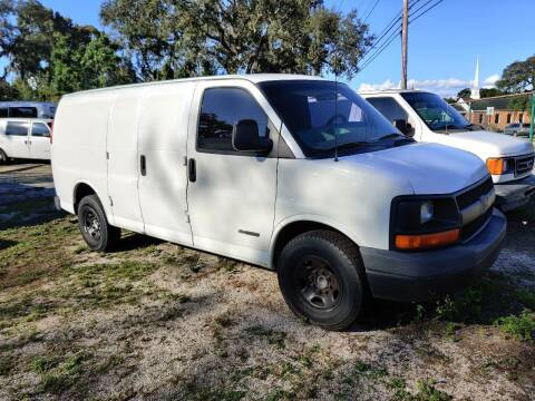 2003 Chevrolet Express Cargo for sale at Advance Import in Tampa FL
