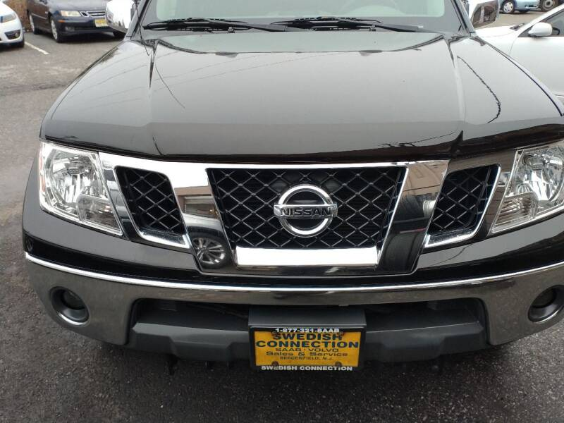 2011 Nissan Frontier for sale at JMV Inc. in Bergenfield NJ
