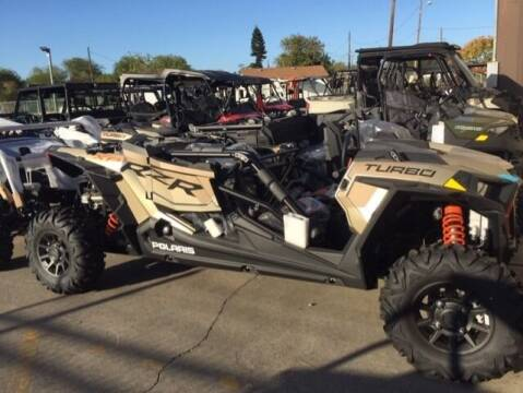 2021 Polaris RZR XP 4 TURBO for sale at Irv Thomas Honda Suzuki Polaris in Corpus Christi TX