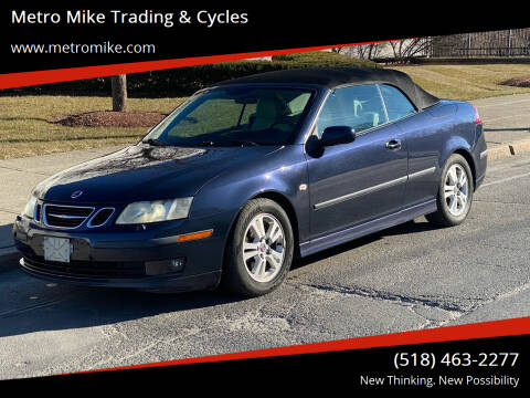 2006 Saab 9-3 for sale at Metro Mike Trading & Cycles in Albany NY