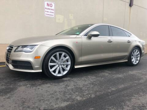 2012 Audi A7 for sale at International Auto Sales in Hasbrouck Heights NJ