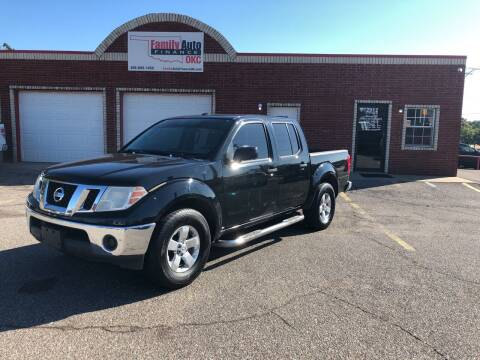 2011 Nissan Frontier for sale at Family Auto Finance OKC LLC in Oklahoma City OK