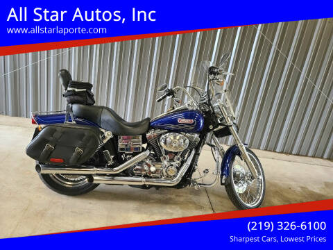2006 Harley-Davidson DYNA 1460 CC for sale at All Star Autos, Inc in La Porte IN