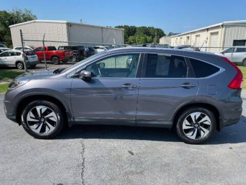 2016 Honda CR-V for sale at Carolina Auto Credit in Youngsville NC
